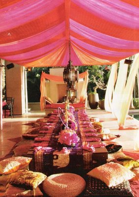 Moroccan Party   {live laugh celebrate}
