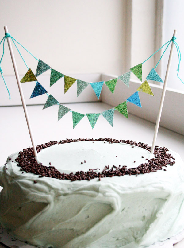 Design Your Own Birthday Cake Topper : Birthday Parties {live laugh celebrate}